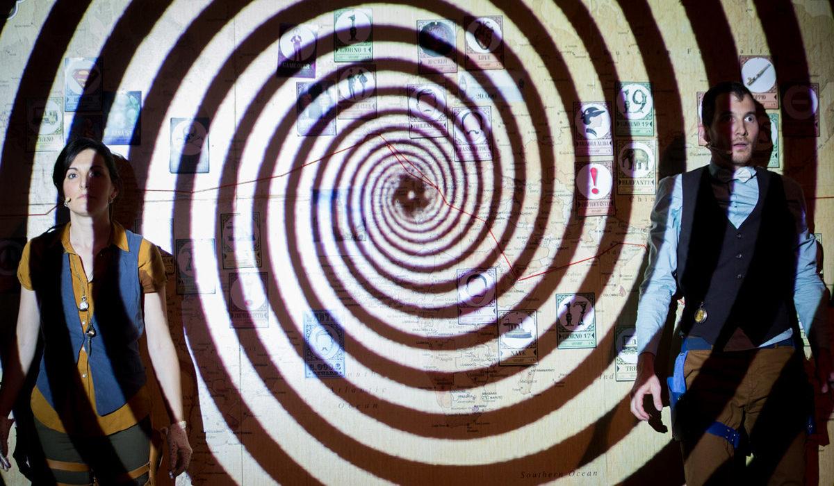 Il giro del mondo in 80 giorni - Sotterraneo - ph Ilaria Costanzo